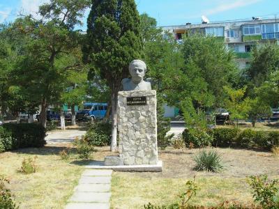 Фото обьекта Памятник Орджоникидзе №221297