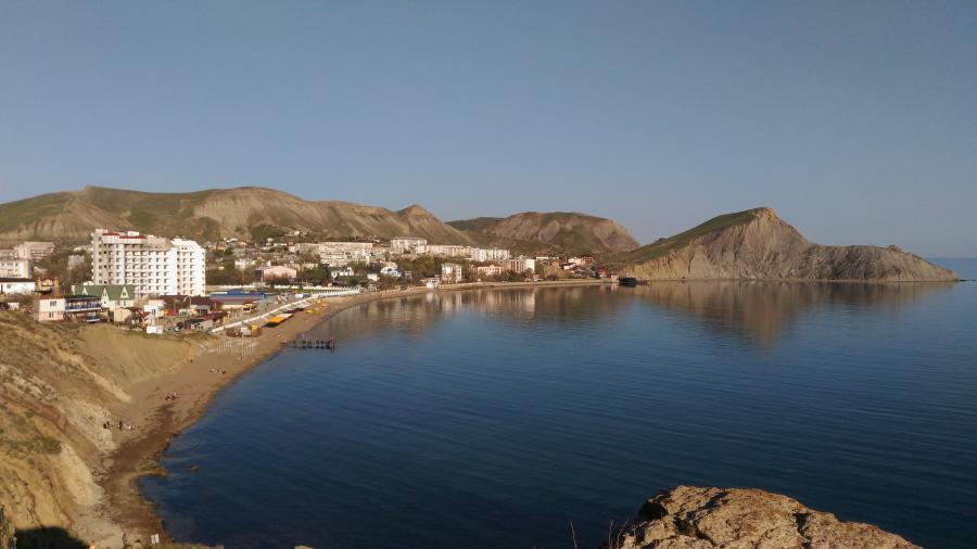 Крым орджоникидзе ошале фото