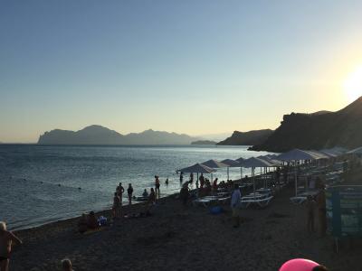 Фото Пляж за старой лодочной №163515