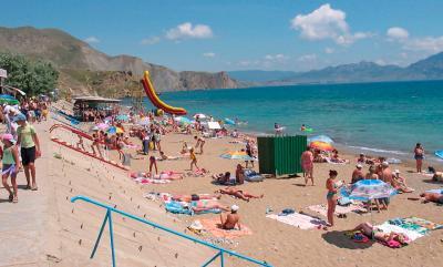 Фото Центральный пляж №169076