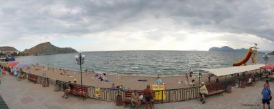 Фото Центральный пляж №169077