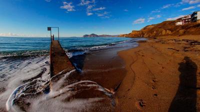 Фото Пляж за старой лодочной №169098