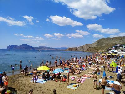 Фото Центральный пляж №182551