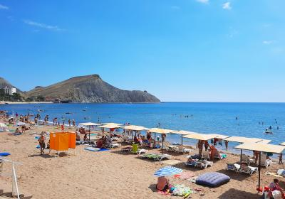 Фото Центральный пляж №215723