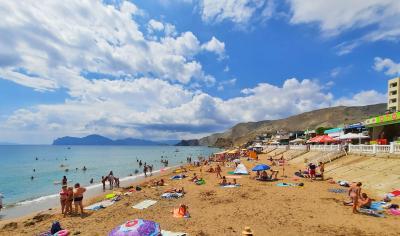 Фото Центральный пляж №215724