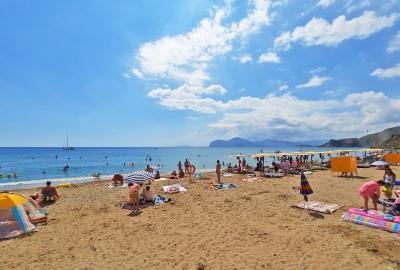 Фото Центральный пляж №215725
