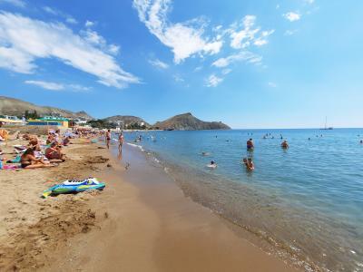 Фото Центральный пляж №215727
