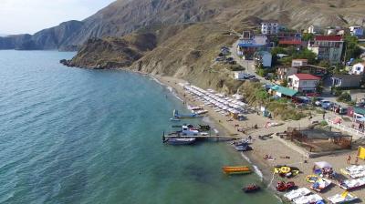 Фото Пляж за старой лодочной №215799