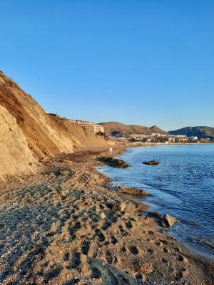 Фото Пляж за старой лодочной №216616