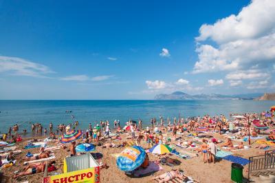 Фото Центральный пляж №630