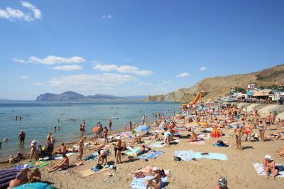 Фото Центральный пляж №631