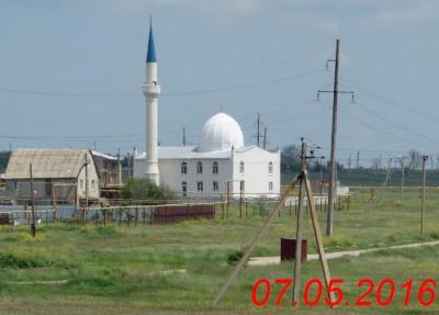 Фото обьекта Мечеть Аджиголь №220813