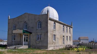 Фото обьекта Мечеть Аджиголь №220815