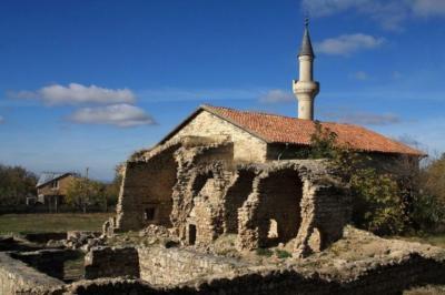 Фото обьекта Мечеть Хана Узбека №211247
