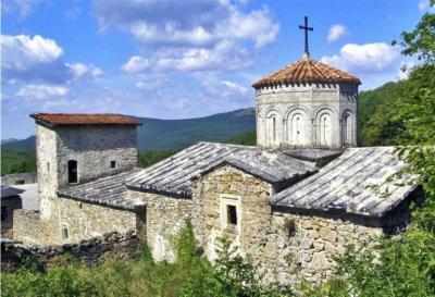 Фото обьекта Монастырь Сурб Хач №211269