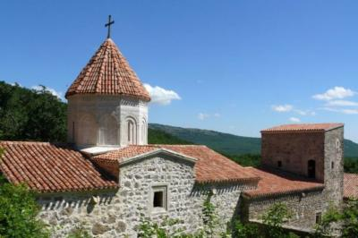 Фото обьекта Монастырь Сурб Хач №211270
