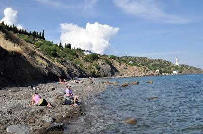 Фото обьекта Дикий пляж на окраине №146476