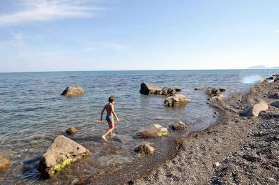 Фото обьекта Дикий пляж на окраине №146477